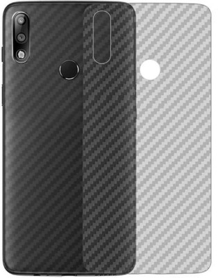 GBKS Back Screen Guard for Asus Zenfone Max Pro M2(Pack of 2)