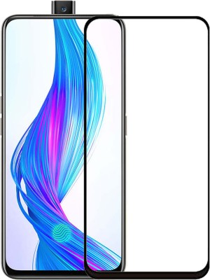 Karpine Edge To Edge Tempered Glass for OPPO F11 Pro, OPPO K3, Realme X(Pack of 1)