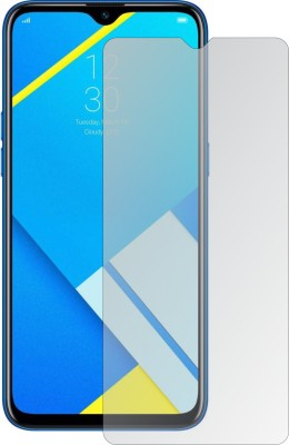 Phonedda Tempered Glass Guard for Realme C2(Pack of 1)