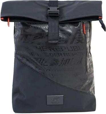 Asus ROG Voyager Backpack 23 L Backpack(Black)