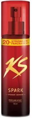 Kamasutra Spark Power series Body Spray  -  For Men & Women(135 ml)