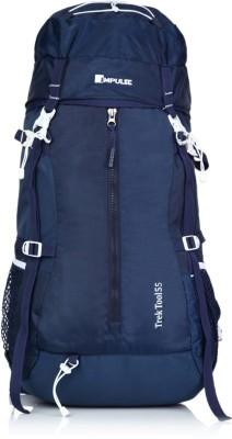 Impulse Trek Tool 55 N Blue Rucksack  - 55 L(Blue) at flipkart