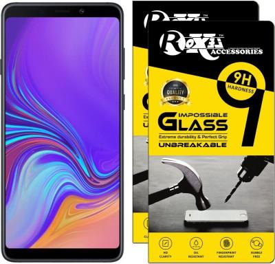 Roxel Nano Glass for Samsung Galaxy S6 (White Pearl, 64 GB) (3 GB RAM)(Pack of 2)