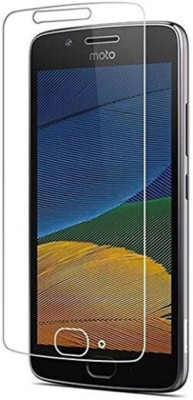 CellRize Tempered Glass Guard for Motorola Moto G5 Plus(Pack of 1)