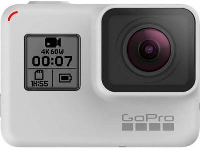 GoPro Hero 7 Black Limited Edition Action Camera (Dusk White)