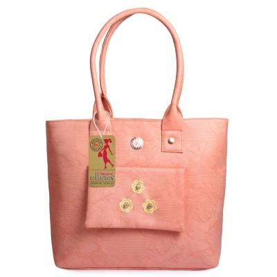 Ritupal COLLECTION Women Orange Shoulder Bag Ritupal COLLECTION Handbags
