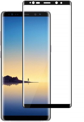 SVENMAR Edge To Edge Tempered Glass for Samsung Galaxy Note 8(Pack of 1)