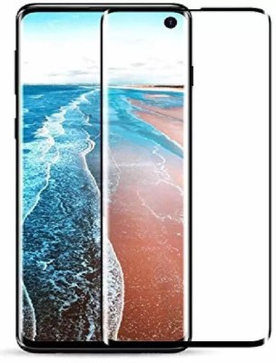 Ultimate Edge To Edge Tempered Glass for Samsung S10e 5D(Pack of 1)