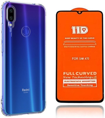 Gorilla Armour Tempered Glass Guard for Xiaomi Redmi Note 7 Pro(Pack of 1)