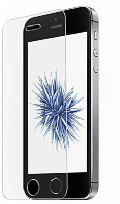 YMYTE Tempered Glass Guard for Apple iPhone 5s(Pack of 1)