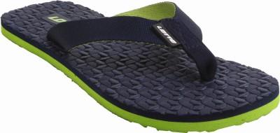 Lotto NAVY/ LIME PESCA Slippers For MEN 8 Slippers at flipkart