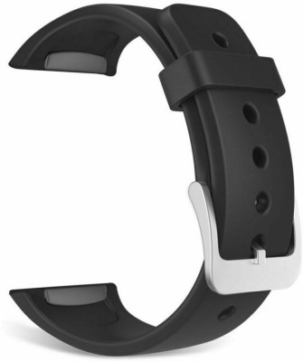 CellFAther Large 22mm Samsung Galaxy Gear S2 SM-720/SM-730 Black Smart Watch Strap(Black)