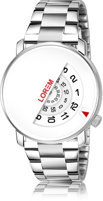 LOREM LK106 New Designer Fast Selling TI Look TAN Track Watch For Men Analog Watch  - For Boys