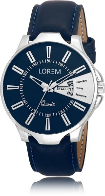 LOREM LK23 New Designer Fast Selling TI Look TAN Track Watch For Men Analog Watch  - For Boys