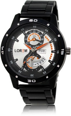 LOREM LK107 New Designer Fast Selling TI Look TAN Track Watch For Men Analog Watch  - For Boys