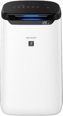 Sharp FP-J60M-W Air Purifier With Digital PM2.5 Real-Time Display, Coverage 520 Sq Ft (White) True HEPA H14 (in EN1822 type)...