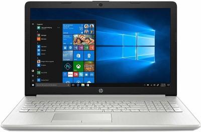 HP 15 Core i3 7th Gen - (4 GB/1 TB HDD/Windows 10 Home) 15-da0326tu Laptop(15.6 inch, Natural Silver, 2.04 kg)