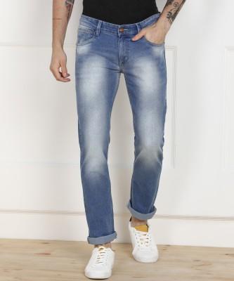 Numero Uno Slim Men Blue Jeans