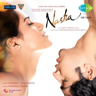 NASHA Audio CD Standard Edition Hindi   Various Music, Movies   Posters