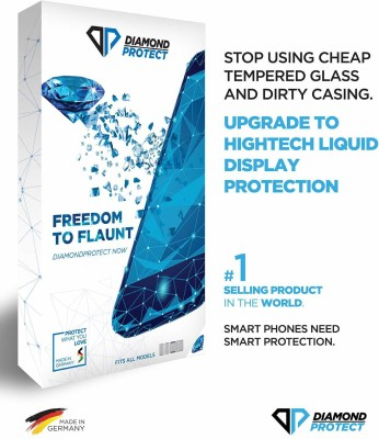 Diamond Protect Front and Back Screen Guard for Apple iPhone XR(Pack of 1)