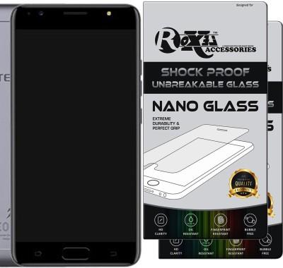 Roxel Nano Glass for Techno I7(Pack of 2)