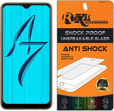 Roxel Screen Guard for OPPO A7 (Glaring Gold, 64 GB) (4 GB RAM)(Pack of 1)