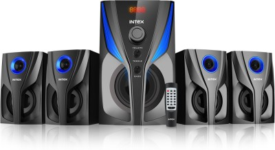 Intex 4.1XM JAZZ SUFB 85 W Bluetooth Home Theatre(Black, 4.1 Channel)