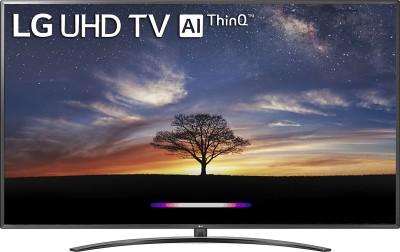 LG 189cm (75 inch) Ultra HD (4K) LED Smart TV(75UM7600PTA)