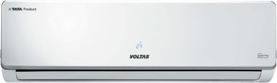 Voltas 1.5 Ton 5 Star Split Inverter AC - White(185V ADS, Copper Condenser)