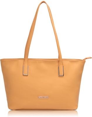 Caprese Women Yellow Messenger Bag