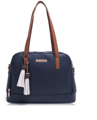 Caprese Women Blue Messenger Bag