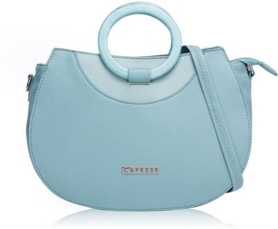 Caprese Women Blue Hand-held Bag