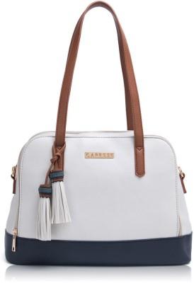 Caprese Women White Messenger Bag