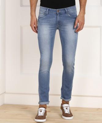 Numero Uno Regular Men Black Jeans