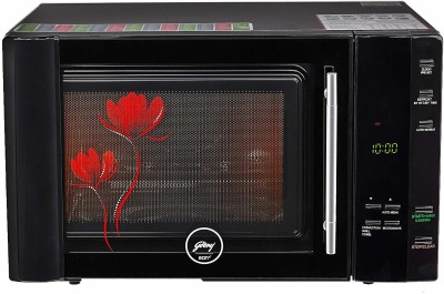 Godrej 30 L Convection Microwave Oven  (GME 530 CF1 PM-BLK, Black)