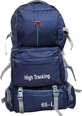 VeePlay High Tracking Rucksack  - 65 L(Blue)