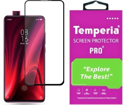 Temperia Edge To Edge Tempered Glass for Mi K20, Mi K20 Pro, Mi K20, Mi K20 Pro(Pack of 1)