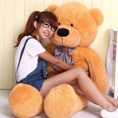 LittleHug 3 feet Huggable   90 cm Brown LittleHug Soft Toys