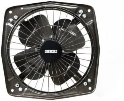 USHA TURBO DBB SWEEP 230MM Exhaust fan 3 Blade Exhaust Fan(Grey, Pack of 1)
