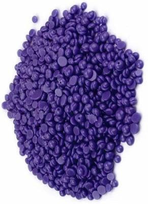 K2SQUARE Premium Quality Hard Wax Beans Depilatory Solid Hot PURPLE Wax 705 Wax(705 g)