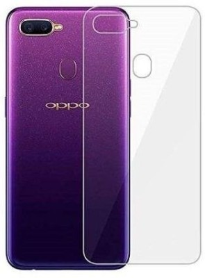 RidivishN Back Screen Guard for OPPO A5s(Pack of 1)