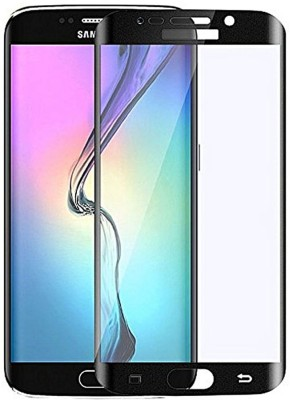 Casotec Edge To Edge Tempered Glass for Samsung Galaxy S6(Pack of 1)