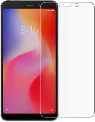 Richuzers Tempered Glass Guard for Mi A2(Pack of 1)
