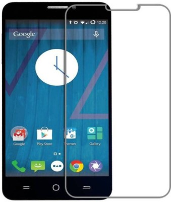 CHAMBU Tempered Glass Guard for MICROMAX A116i CANVAS HD(Pack of 1)
