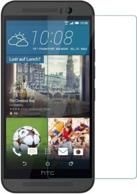 YMYTE Tempered Glass Guard for Htc One M9(Pack of 1)