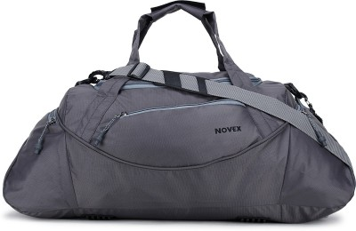 Novex Lite Travel Duffel Bag Grey