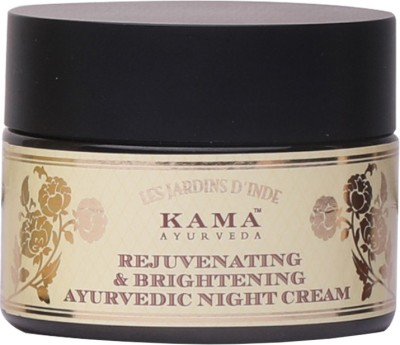 KAMA AYURVEDA Rejuvenating and Brightening Ayurvedic Night Cream(25 g)