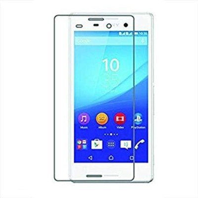 Tuta Tempered Screen Guard for Sony Xperia M4 Aqua Dual(Pack of 1)