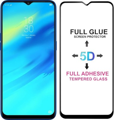 MT Guard Edge To Edge Tempered Glass for Realme 2 Pro(Pack of 1)