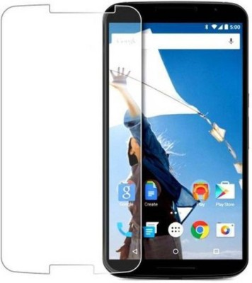 CHAMBU Tempered Glass Guard for Motorola Nexus 6(Pack of 1)